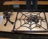 Kovácsolt pókháló