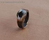 Kovácsolt gyűrű