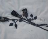 kovácsolt rózsák