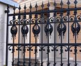 barokk nagykapu részlete (Debrecen)