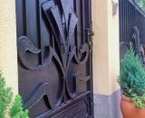 kovácsoltvas kapu  (Tata)