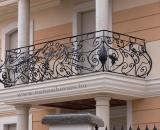 Barokk erkélykorlát (Debrecen)